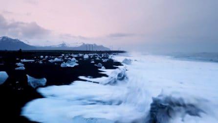 """La spiaggia di """"diamanti"""": una destinazione magica"""