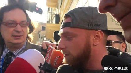 """I gilet gialli a Sanremo: """"Di Maio non ha incontrato un leader"""""""