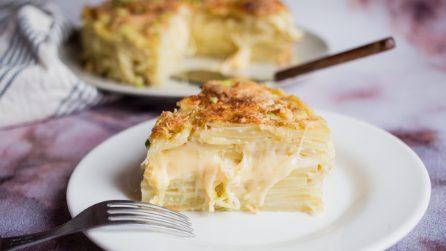 Torta invisibile alle patate: la ricetta che non vedrai l'ora di provare!