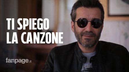 """Daniele Silvestri spiega 'Argentovivo': """"Con il rapper Rancore c'è stata subito una scintilla"""""""