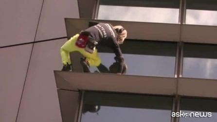 Manila, Spiderman arrestato dopo aver scalato la GT Tower