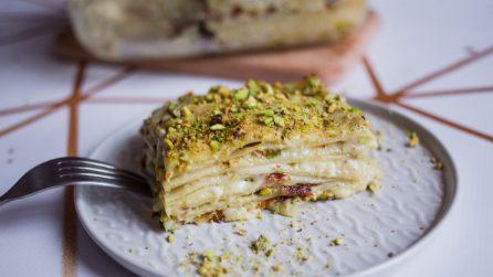 Lasagna al pistacchio: una versione così gustosa non l'avete mai provata!