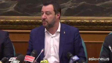 Fisco, Salvini: entro febbraio proposta Lega su detassazione