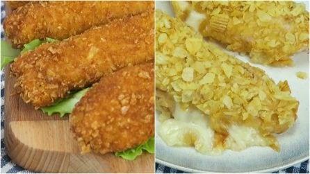 Come rendere davvero croccante il pollo in pochi passi!