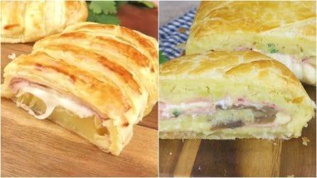 Patata + pasta sfoglia: la combinazione perfetta!