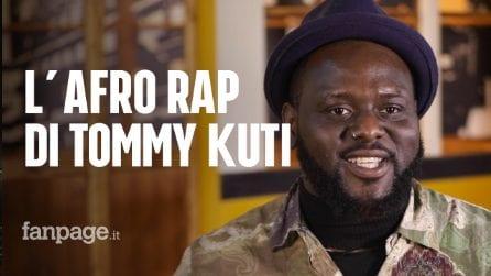"""Tommy Kuti presenta Sku Sku: """"Il mio rap dà voce ai ragazzi di seconda generazione"""""""
