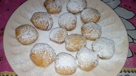 Biscotti al limone: croccanti fuori e morbidi all'interno, deliziosi