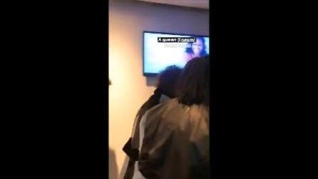 Naomi Campbell e Liam Payne insieme alla 02 Arena