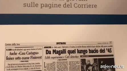 A Roma la mostra 'Belle speranze: il cinema italiano e i giovani'