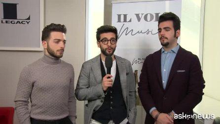 """Sempre più in alto, """"Il Volo"""" torna a Sanremo e in tour mondiale"""