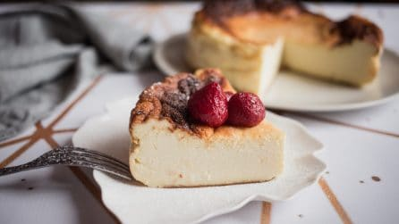 San Sebastian cheesecake: how to make a classic Spanish dessert!