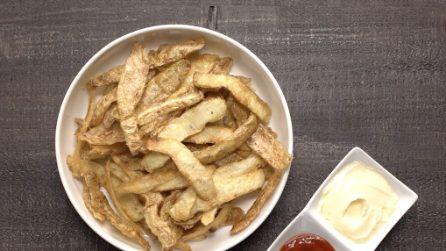 Bucce di patate fritte: ecco come riutilizzarle in modo gustoso!