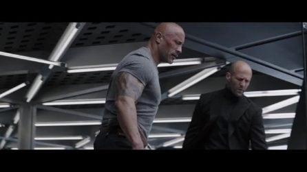 Fast & Furious - Hobbs & Shaw, il trailer