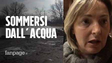 """Bologna, esonda il fiume Reno. Centinaia gli sfollati: """"Ci è arrivata una montagna d'acqua addosso"""""""