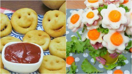 3 ricette creative da realizzare con i propri bimbi!