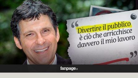 Fabrizio Frizzi avrebbe compiuto 61 anni, il ricordo del presentatore tv tanto amato dagli italiani