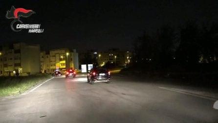 Rubavano auto e chiedevano il cavallo di ritorno: 31 arresti al Rione Salicelle di Afragola