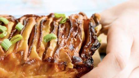 Plumcake alla besciamella: caldo e gustoso!