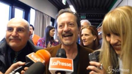 """Sanremo, Papaleo svela: """"Avevo una canzone, volevo partecipare al Festival"""""""