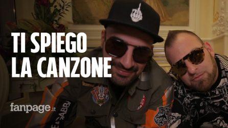 """Sanremo, Boomdabash in gara con 'Per un milione': """"Vi faremo ballare con Rocco Hunt e l'orchestra"""""""