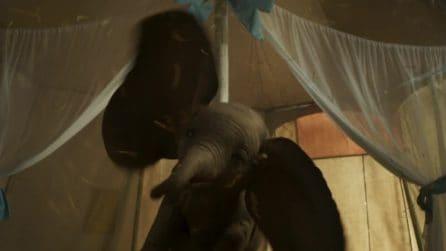 Dumbo, il nuovo trailer in italiano