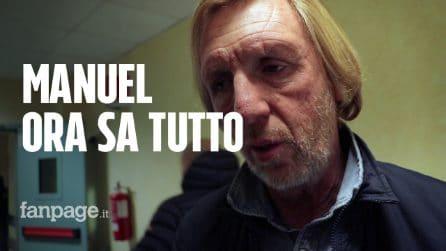 """Roma, il padre di Manuel Bortuzzo: """"Gli abbiamo detto che non potrà più camminare"""""""