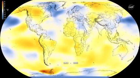 NASA conferma: il 2018 è stato il quarto anno più caldo di sempre