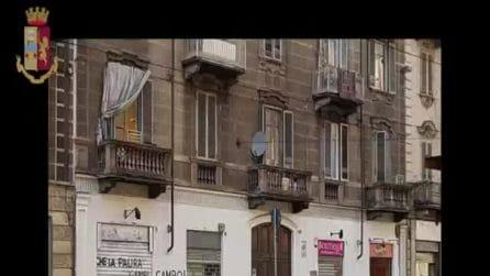 Torino, sgomberato centro sociale Asilo: arrestati 6 anarchici