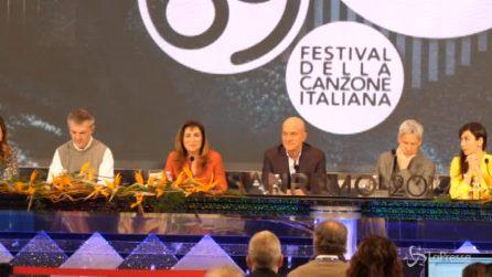 """Sanremo 2019, direttrice di Rai 1 ringrazia Striscia la Notizia: """"Con il tapiro sono al completo"""""""