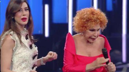 """""""Porca pu***na b*starda"""", le parolacce di Ornella Vanoni al Festival di Sanremo"""