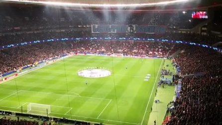 """Sembra """"Un giorno all'improvviso"""", ma il coro dei tifosi dell'Atletico non è come quello del Napoli"""