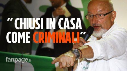 """Genitori di Renzi, lo sfogo di papà Tiziano dopo l'arresto: """"Noi chiusi in casa come criminali"""""""