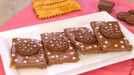 Chiacchiere al forno coperte di cioccolato: una versione inedita da provare subito!