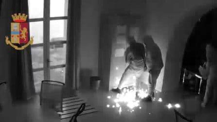 Maxi furto di iPad dall'Università Suor Orsola di Napoli: ladri ripresi in video