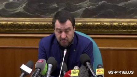 """Salvini e il latte sardo: """"Ci deve essere prezzo minimo per legge"""""""