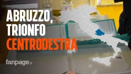 Elezioni Abruzzo, vince il centrodestra con Maro Marsilio. Crollo del Movimento 5 Stelle