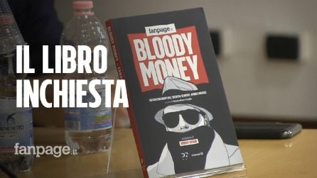 """Bloody Money"" il libro: ""È come un romanzo, pieno di inediti e retroscena"""
