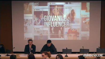"""Tutto su """"Giovani e influencer"""" con Alberto D'Onofrio, in onda dal 12 febbraio 2019"""