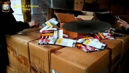 Sostanze vietate nella colla: sequestrate 700mila confezioni in tutta Italia