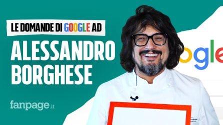 Alessandro Borghese, 4 ristoranti, moglie, altezza, figli: lo chef risponde alle domande di Google