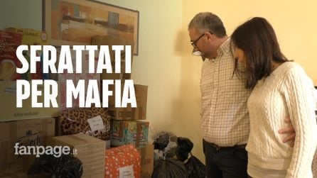 """Il coraggio della famiglia Baio: """"Abbiamo denunciato la mafia, ma adesso siamo in mezzo a una strada"""""""