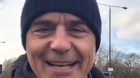 Dopo il successo di Montalbano, Luca Zingaretti ringrazia i fan