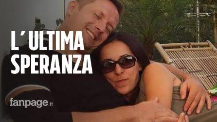 """Luciana chiede aiuto: """"Patrick ha un cancro, l'ultima speranza è un viaggio negli Stati Uniti"""""""