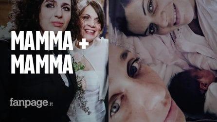 """""""Una famiglia è dove c'è amore"""", la lotta di Karole e Alessia per avere un figlio diventa un film"""