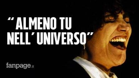 """""""Almeno tu nell'universo"""": storia e significato del celebre brano di Mia Martini"""