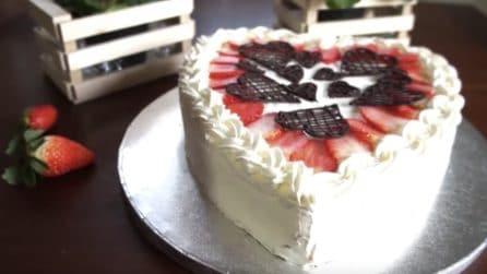 Torta furba per San Valentino: il dessert giusto per stupire chi ami