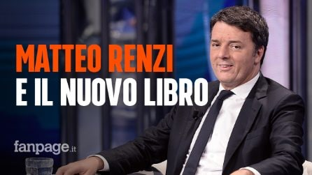 """Matteo Renzi si racconta nel suo nuovo libro: """"Sono stato arrogante, ho sottovalutato le fake news"""""""