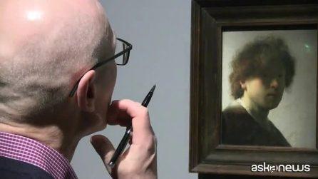 Una grande mostra ad Amsterdam per celebrare Rembrandt