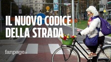 Nel nuovo Codice della strada: biciclette contromano, parcheggi rosa e nuovi limiti di velocità