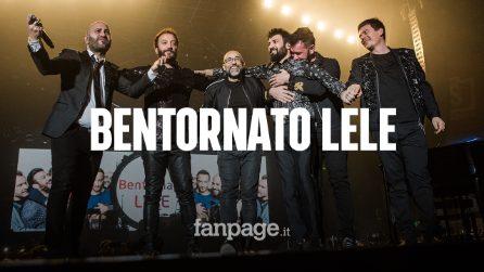 """Negramaro, ritorno sul palco con Lele Spedicato a Rimini: """"Sta bene, voleva tornare a suonare"""""""